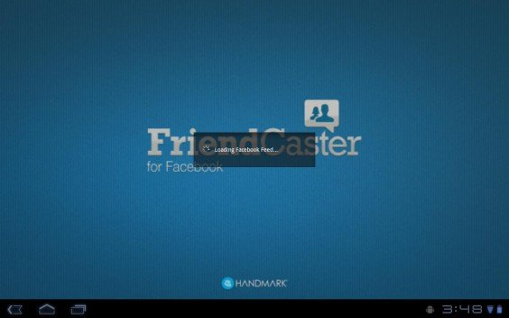 Friendcaster: Facebook für Android 3.0