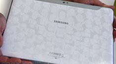 Samsung Galaxy Tab 10.1 Hands On [Video]