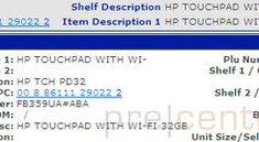 HP TouchPad mit WebOS ab Juni für 599 USD?