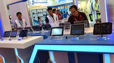 Intel zeigt Oak Trail Tablets mit Android Honeycomb