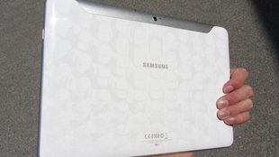 Der Samsung Galaxy 10.1 Limited Edition Test - Das neue dünne Dual Core Honeycomb Tablet in weiß