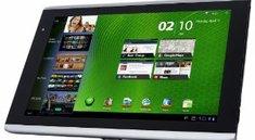 Acer Iconia Tab A500 bekommt Android 3.1 Update erst in einer Woche (Update - leider nicht)