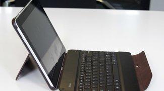 Samsung Galaxy Tab 8.9 und 10.1 Hands On und Zubehör (Video)