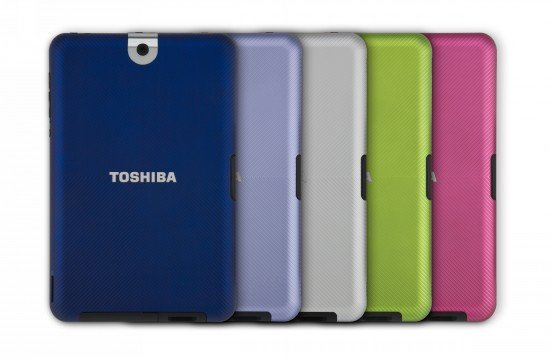 Toshiba Thrive mit technischen Abweichungen ab Anfang August in Deutschland