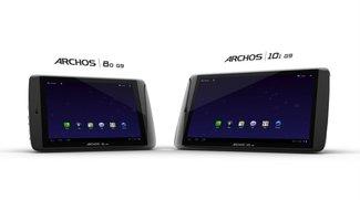 Archos G9 Turbo Tablets mit 1,5 Ghz kommen noch vor Weihnachten - erstes Hands On Video