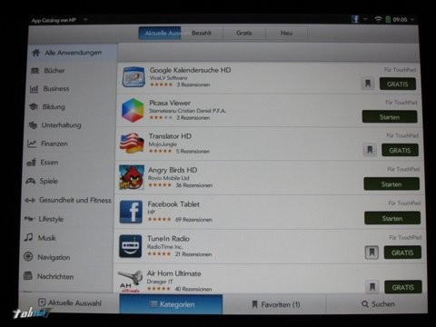 hp-touchpad-test-appcatalog