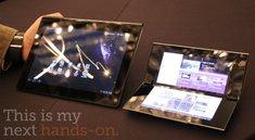 Sony S1 und Sony S2 Hands On Bilder und Video