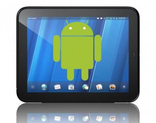 Cyanogen Mod 7.1.0 alpha für HP TouchPad veröffentlicht (Video)
