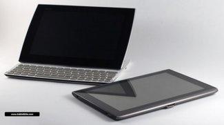 Vergleichsvideo: Asus Eee Pad Slider - Acer Iconia Tab A500 - Apple iPad 2