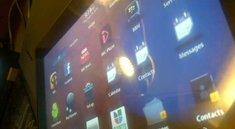 Bilder zu BlackBerry Tablet OS 2.0 mit Android, Email App gesichtet