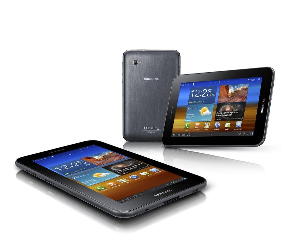 Samsung Galaxy Tab 2 7.0: für 299 Euro vorbestellen