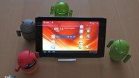 Der Acer Iconia Tab A100 Testbericht - günstiges 7 Zoll Dual Core Tablet im Test