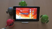 Der Acer Iconia Tab A100 Testbericht - günstiges 7 Zoll Dual Core Tablet im Test