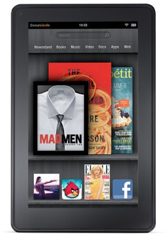 Amazon Kindle Fire für 199$ vorgestellt - 7 Zoll IPS Display, Dual Core CPU (Videos) (Update: Hands On Video)