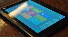 Acer Iconia Tab W500 & MSI Windpad mit Windows 8 (Video)
