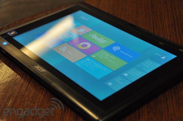 Microsoft veröffentlicht Hardware-Anforderungen für Windows 8 Tablets