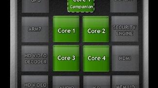 Nvidia Kal-El sparsamer durch fünften Kern für Hintergrundprozesse