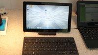 Samsung Series 7 Slate im Hands On - Windows 7 Tablet mit 11,6 Zoll und Intel i5 (Video)