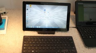 Samsung Series 7 Slate im Hands On - Windows 7 Tablet mit 11,6 Zoll und Intel i5 (Video)