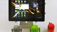 Sony Tablet S: Update auf ICS landet in Deutschland
