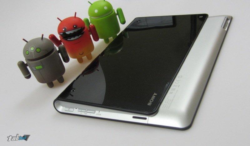 Sony Tablet S und Tablet P erhalten schon bald Android Ice Cream Sandwich Update