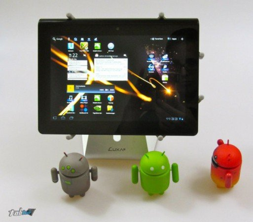Deal: Sony Tablet S mit 8% Rabattcode ab 395€ im Sony Online Store - Sony Tablet Tablet P für ca. 551€