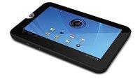 """Toshiba Thrive 7"""" mit 7 Zoll und Tegra 2 Prozessor vorgestellt (Hands On Video)"""