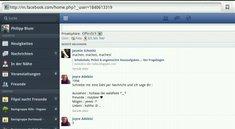 Facebook bekommt eine neue mobile Oberfläche und offizielles iPad App