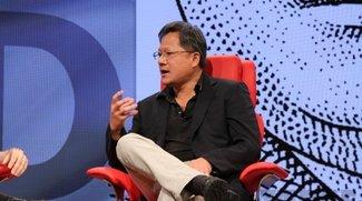 Nvidia CEO: Windows 8 &amp&#x3B; ARM Tablets sind keine vollständigen PCs