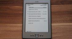 Amazon Kindle um 99€ im ersten Test & Unboxing  (Video)