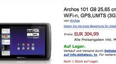 Archos 101 G9 Tablet nun auch auf Amazon (Update)