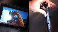 Dell Peju Windows 7 Tablet ab Dezember oder doch Dell Rosemount?