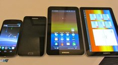 Hands On & Vergleich: Samsung Galaxy Tab 7.7 , Galaxy Tab 7.0 Plus, Galaxy Note und Galaxy Nexus [Bilder & Videos]