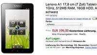Lenovo IdeaPad A1 ab sofort für 199€ bei Amazon verfügbar