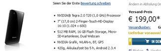 Lenovo IdeaPad A1 nun auch in Deutschland für nur 199€ vorbestellbar (Video)