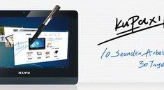 Kupa X11 Windows 7 Tablet mit Intel Oak Trail in Deutschland ab 669€ zu kaufen