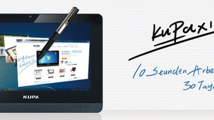 Kupa X11 Windows 7 Tablet mit Intel Oak Trail in Deutschland ab 669€ zu kaufen