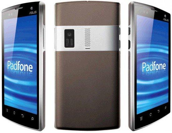 Neue Infos zum ASUS Padfone - Mit Qualcomm Snapdragon S4 Prozessor