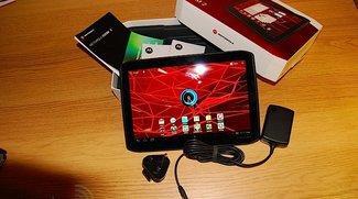 Motorola Xoom 2 Unboxing und erste Eindrücke (Bilder) *Update: Video