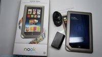 Barnes & Noble Nook Tablet Unboxing und Kurztest [Video und Bilder]