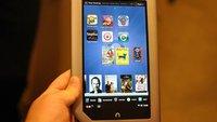 Barnes & Noble Nook Tablet mit laminierten 7 Zoll IPS Display, 1Gb und 1Ghz Dual Core für $249 (Video)