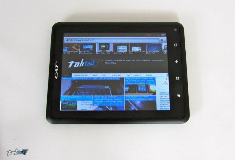 Der Weltbild Tablet PC Test - Billig ist nicht immer gut (Update)