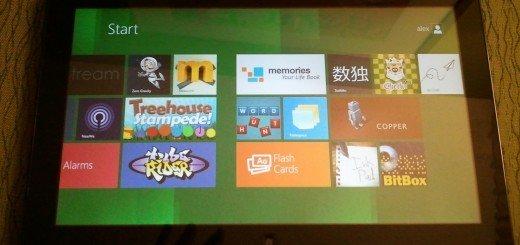 Windows 8 für ARM-Tablets kommt für Entwickler ab Februar