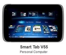 ZTE Smart Tab V55 zeigt sich auf einem Bild