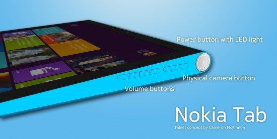 Nokia - Fantasietablet mit 14,3 Display