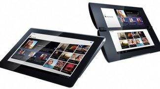 Sony Tablet S und Tablet P: Android 4.0 und PS3 Controller-Unterstützung im Frühling