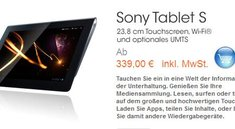 Deal: Sony Tablet S für Studenten ab 339€