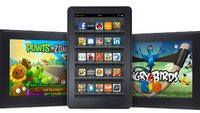 Kindle Fire setzt dem Apple iPad bei den Marktanteilen zu
