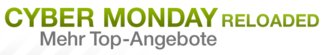 Amazon Cyber Monday Reloaded - Nur heute über 200 Blitzangebote - zB. Lenovo IdeaPad A1