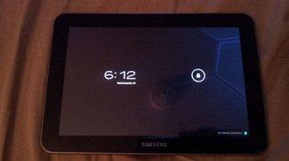 Samsung Galaxy Tab 8.9 bekommt Vorgeschmack auf Android Ice Cream Sandwich (Video)